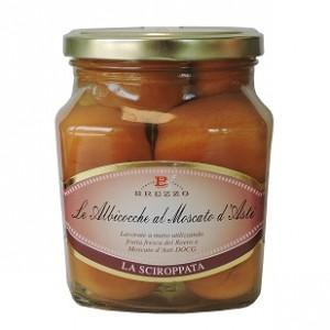 Sciroppata-albicocche-al-Moscato-d'Asti-brezzo-occelli-la-fattoria-1946